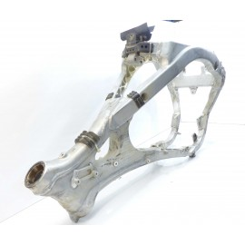 Chassis+carte grise Yamaha 250 WRF 2007