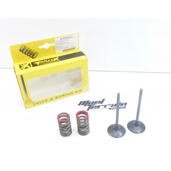 Kit de conversion soupapes acier Kawasaki KXF 250