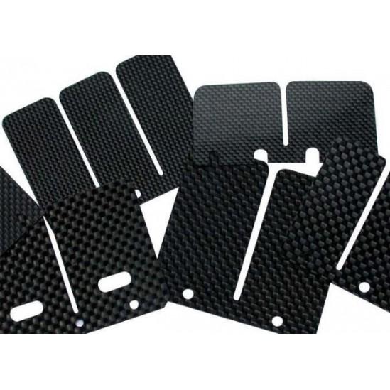 Clapets carbone KTM SX/EXC