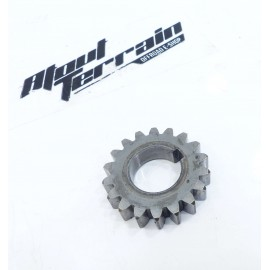 Pignon boite de vitesse 125 yz 1982 / gear wheel