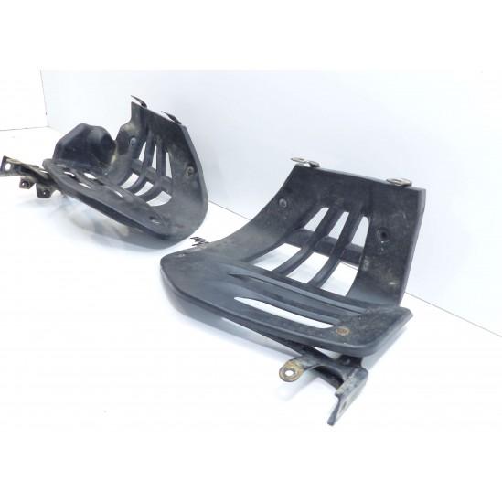 Cale pied Yamaha 660 Raptor / Footrest
