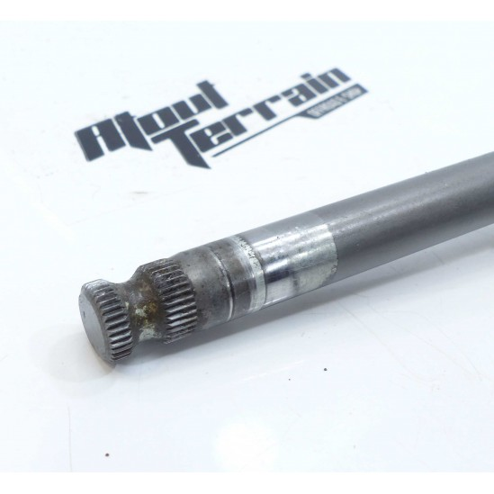Axe de sélecteur 125 KX 2000 / shift shaft