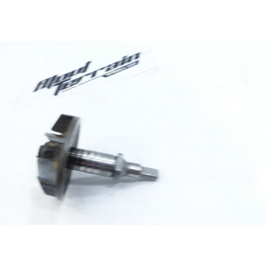 Pompe à eau + axe 450 yzf 04/ Water pump