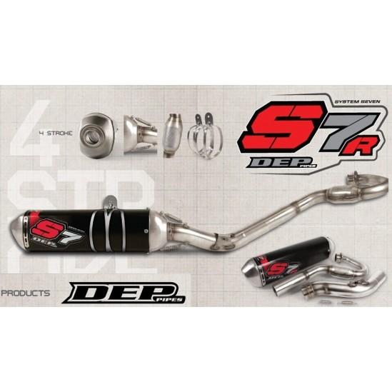 Silencieux DEP S7 TC/TE 250-450