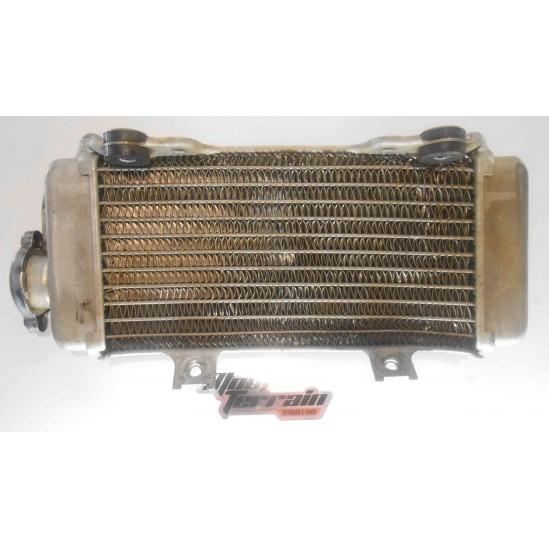 Radiateur droit 250 crf 2005 / radiator