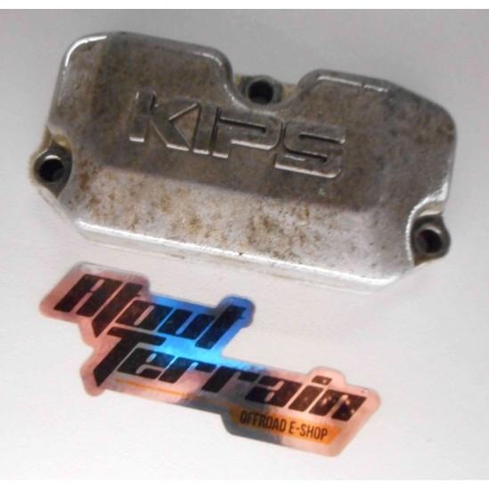 Cache valve echappement 125 kx 88-91