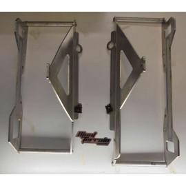 Protection de radiateur 250 kxf 2008
