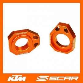 Tendeur de chaine SCAR KTM