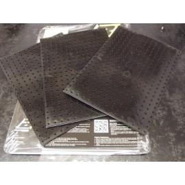 Plaque adhésif anti dérapante thermoformable