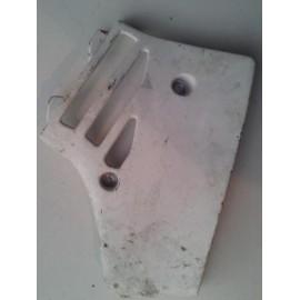 Ecope de radiateur droit 250 yz 1985
