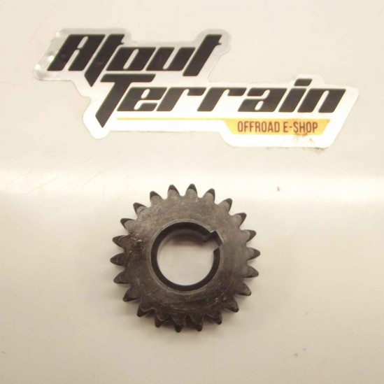 Pignons de Vilebrequin+Renvoi 60 KX 99 / gear wheel