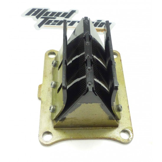 Boite à clapets 125 cr 2001 / reed valve box