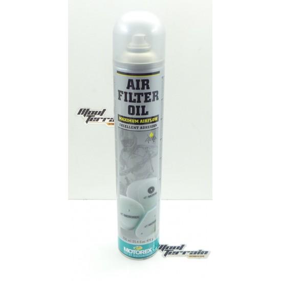 Huile filtre à air MOTOREX