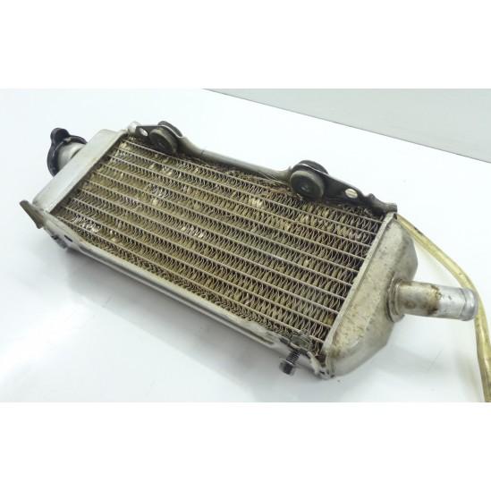 radiateur droit 125 rm 2002 / radiator