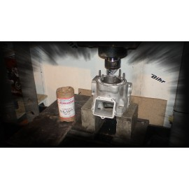 Chemisage du cylindre 2 temps