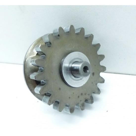 Commande de valves 250 cr 93-01 / Governor valve