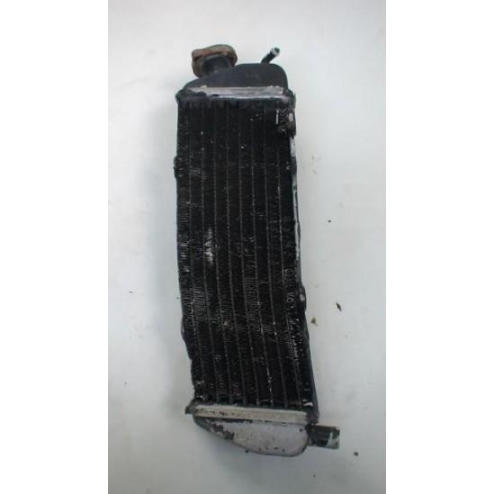 Radiateur droit 250 gs 89