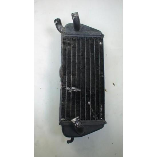 Radiateur gauche 250 GS 89