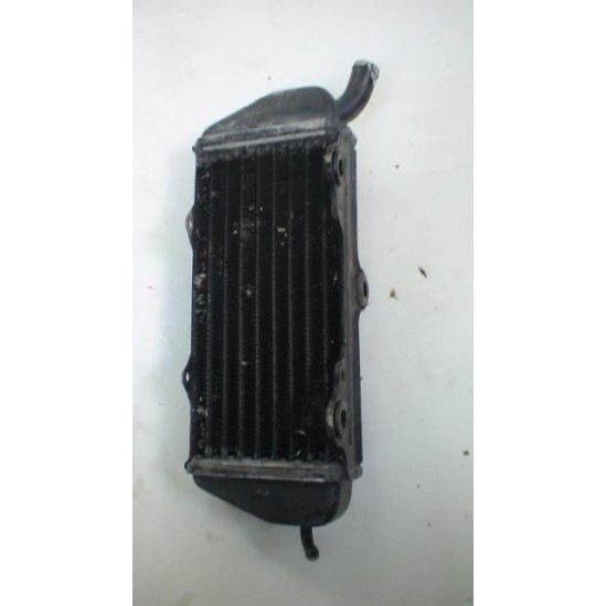 Radiateur gauche 250 GS 89 / radiator