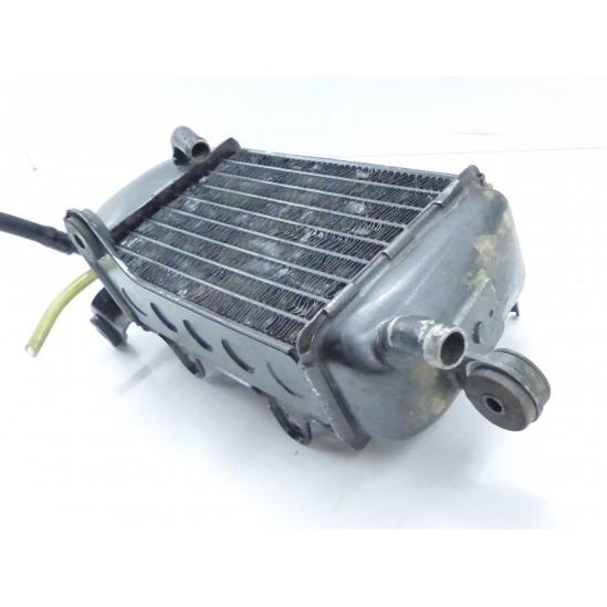 Radiateur droit 125 cr 83 / radiator