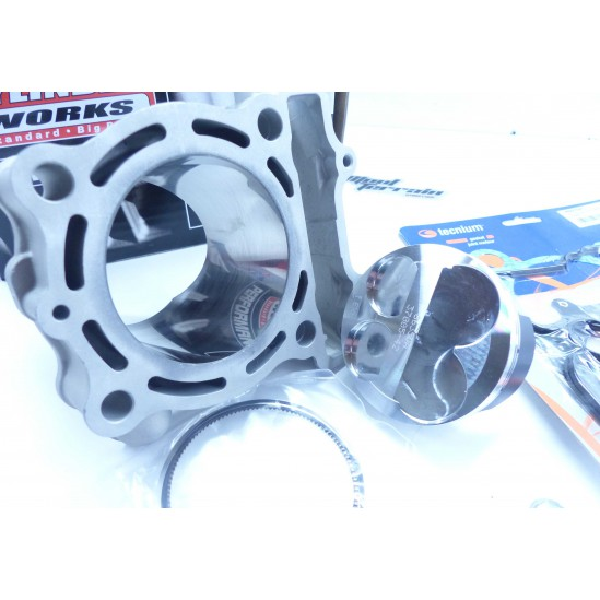 Cylindre-piston-joints YZF-WRF 450