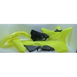 Kit plastiques RACETECH Revolution + réservoir YZ 2002-2017