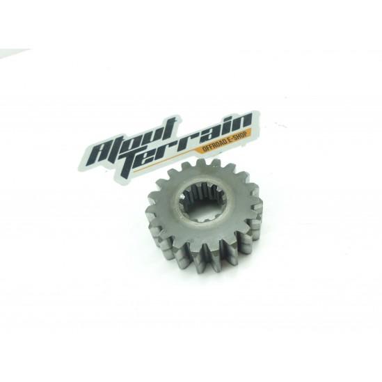 Pignon de vilebrequin 125 YZ 2010 / gear wheel