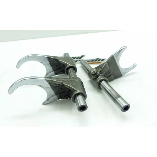 Lot fourchettes Gasgas 250 Pampera 2001 / fork shift
