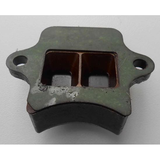 Boite à clapet 80 JR / reed valve box