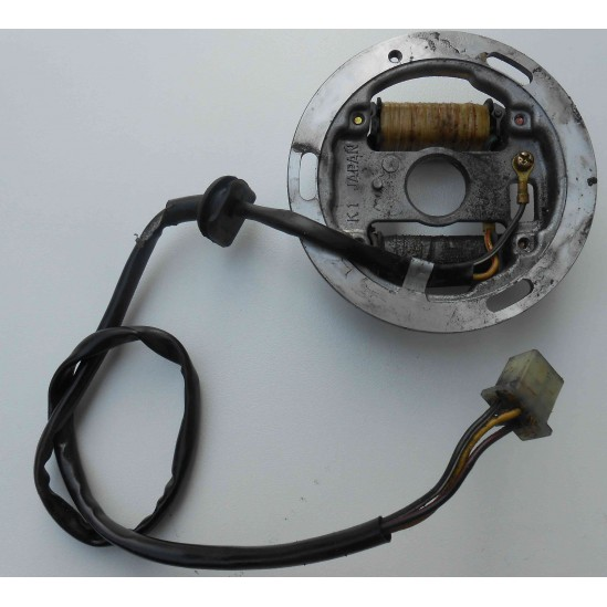 Allumage 80 JR/ Ignition , générator