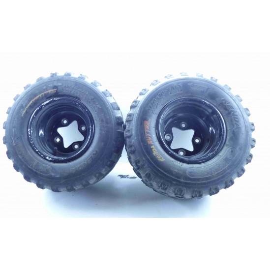 4 roues 450 ltr