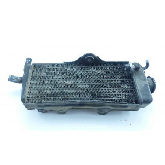 Radiateur droit 250 cr 1991 / radiator