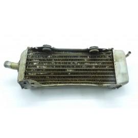 radiateur gauche 125 rm 2002