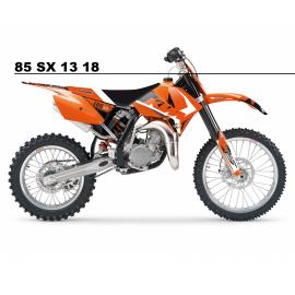 Kit déco et selle KTM Dream Graphics 3