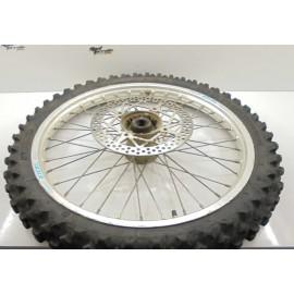 Roue avant HVA WR 2002 / Wheel
