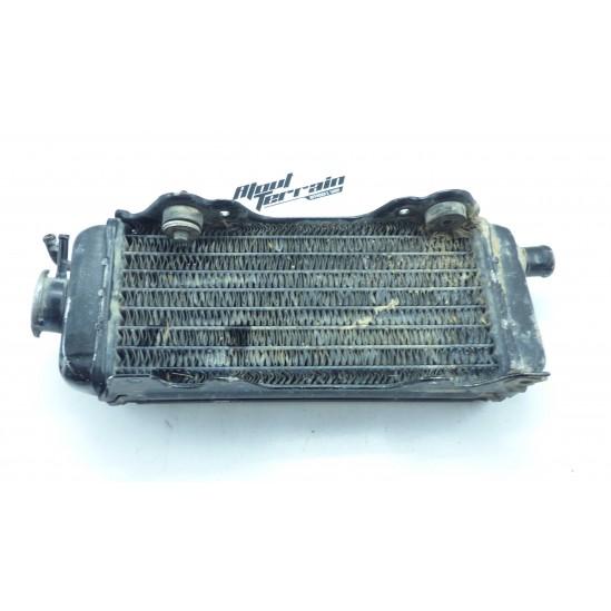 Radiateur droit 125 YZ 1994 / radiator