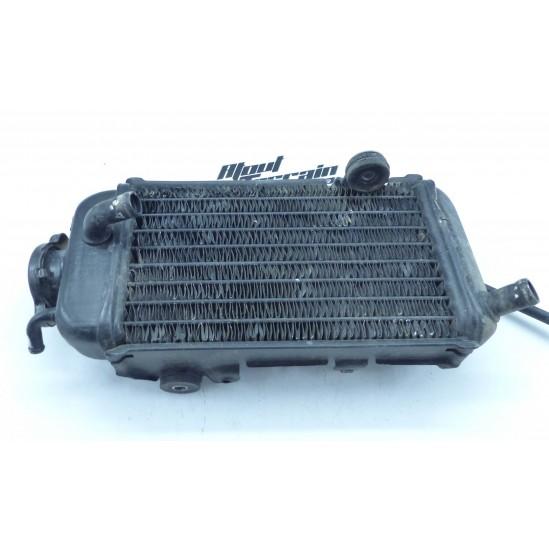 Radiateur droit 125 yz 89 / radiator
