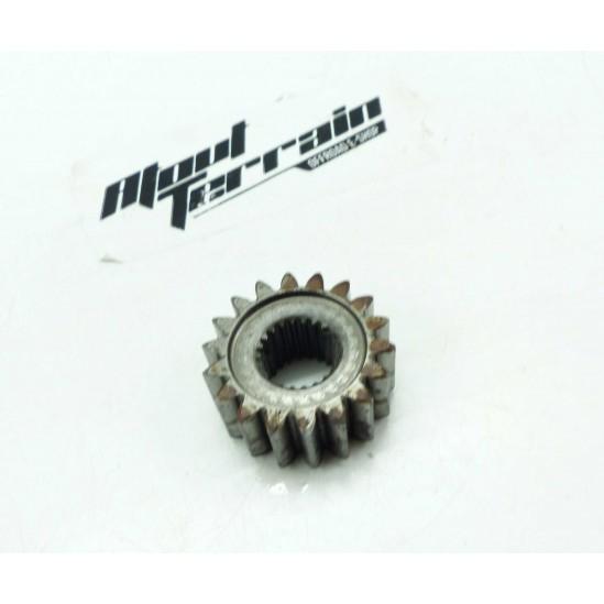 Pignon 125 KX 1987