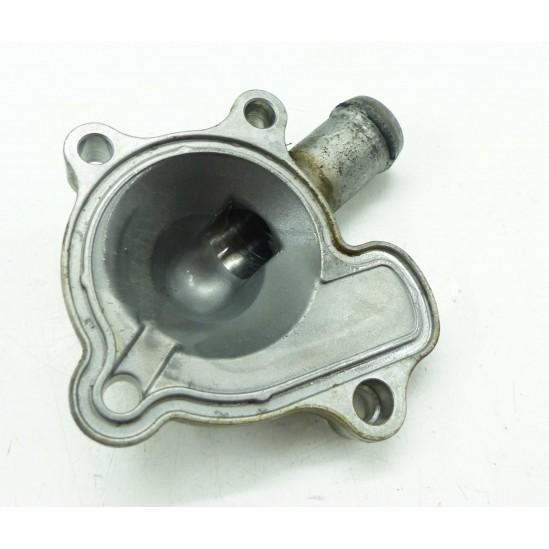 Petit carter de pompe à eau 250 crf 05 / Water pump cover