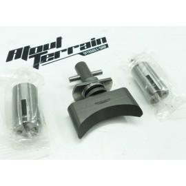 Lot valves 250 yz / exhaust valve