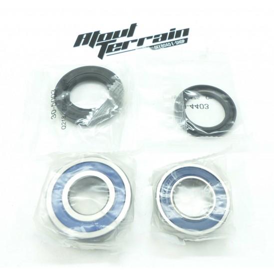 Kit roulement de roue+spys YZ YZF