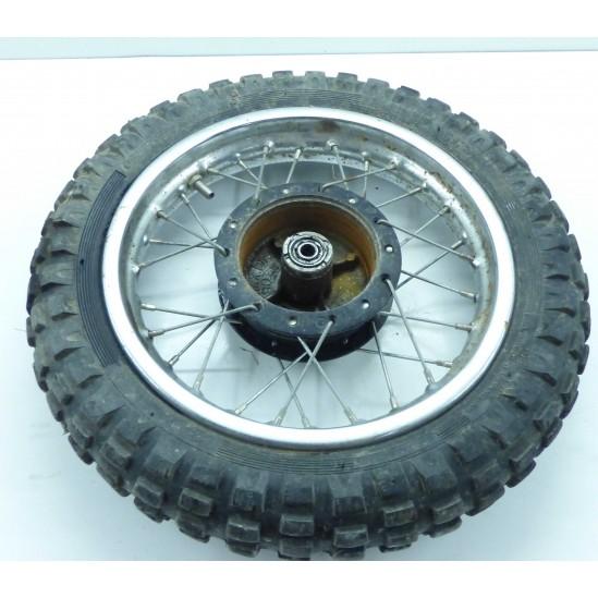 Roue avant Suzuki 50 JR / Wheel