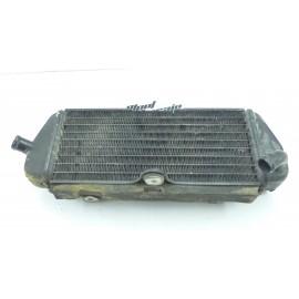 Radiateur gauche 250/360 wr 96