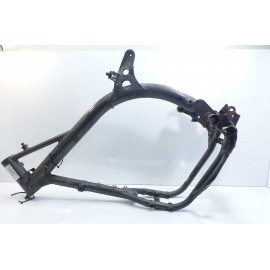 Chassis + carte grise husqvarna 250 wr 2002